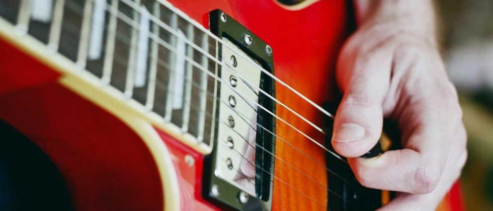 Gibson Les Paul strings