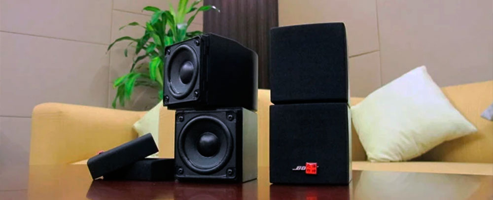 satellite surround speakers